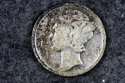 Estate Find 1926 - D Mercury Dime H6634 - $3.00