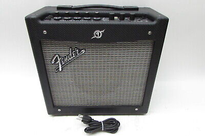 Fender Mustang I 20-Watt 1x8-Inch Combo Electric Guitar Amplifier