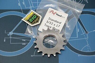 Dia-Compe Track Cog Hub Lockring 1.29X24 tpi Fixed Gear//Fixie Track Bike Silver