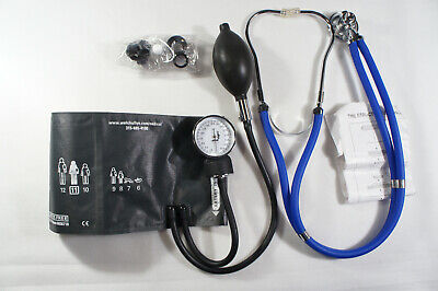 Welch Allyn Ds58 Hand-held Blood Pressure Unit W Sprague Rappaport Stethoscope