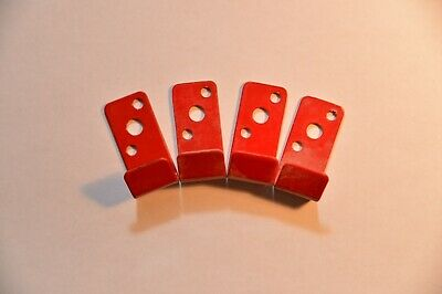 Lot Of 4 New Water Style Wall Mount Universal Fire Extinguisher Bracket