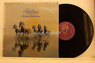 (Bob Seger - Against The Wind, LP 12