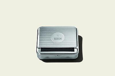 1x Gizeh Rollbox Drehmaschine für Zigaretten Slim und Regular Rolling Machine