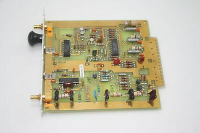 Hp 03585-66528 A28 Board For Hp 3585a Spectrum Analyzer Rev A Tested