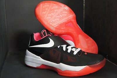 best website 25142 0987e Nike KD 4 Kay Yow Pink Galaxy What The Big Bang Black N7 ID Size 9 10.5