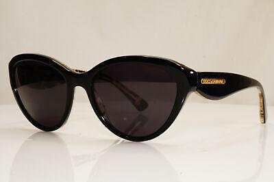 Authentic DOLCE & GABBANA Vintage Sunglasses Gold Leaf DG 4199 2744/8G 28536
