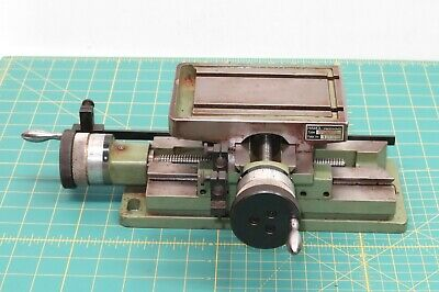 Haml German Compact High Precision Xy Milling Cross Slide Table Machinist