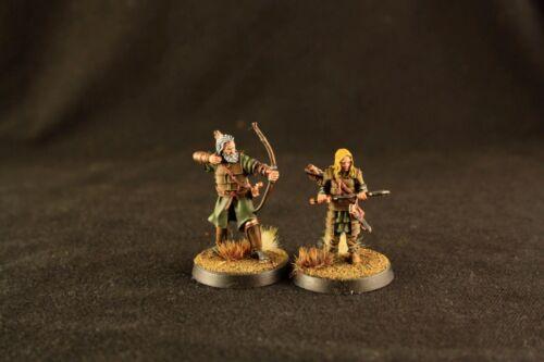 Lord of the rings Rohan Defenders helms deep  warhammer Games Workshop top paint