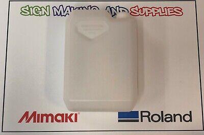 Genuine Roland Soljet Pro Iii Xj 640 Printer Pe Waste Ink Bottle 11369122