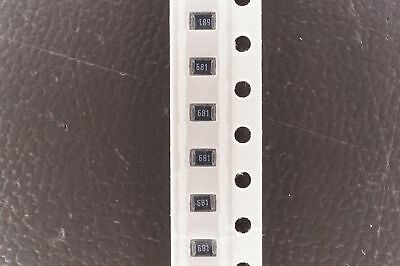 Lot Of 600 Crcw0805680rjnea Vishay Chip Resistor 680 Ohm 125mw 18w 5 0805 Smt