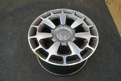 Rear 20x10.5 ET45 Wheel Rim 670011858 3256 5x114 Quattroporte Ghibli 14-17 *NOTE