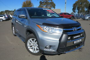 2015 Toyota Kluger GX Medlow Bath Blue Mountains Preview
