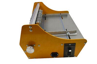 New 16 400mm Sticker Half Cutting Machine Adhesive Sticker Paper Cutter 110v