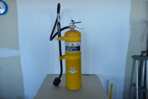 Amerex / Badger CLASS D Fire Extinguisher 30LB REFURBISHED IN Vy  GOOD CONDITION