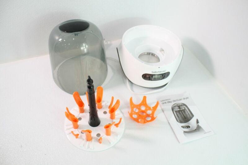 Baby Brezza Bottle Sterilizer Dryer Machine Electric Steam Universal Fit
