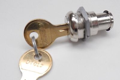 Detex Cover Lock Cylinder Keys For Exit Alarm Device
