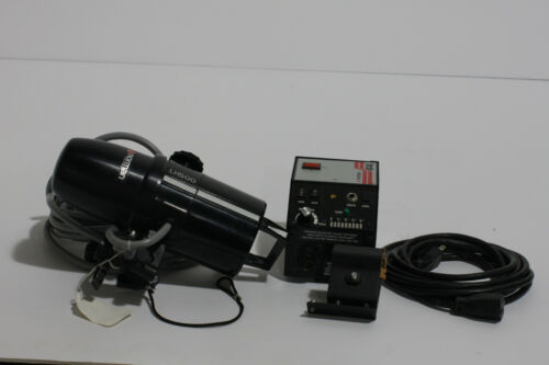 Norman 404 Flash Power Supply w/ LH 500 Head  tested