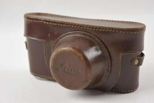 Leica Vintage Camera Case for early Model I, II