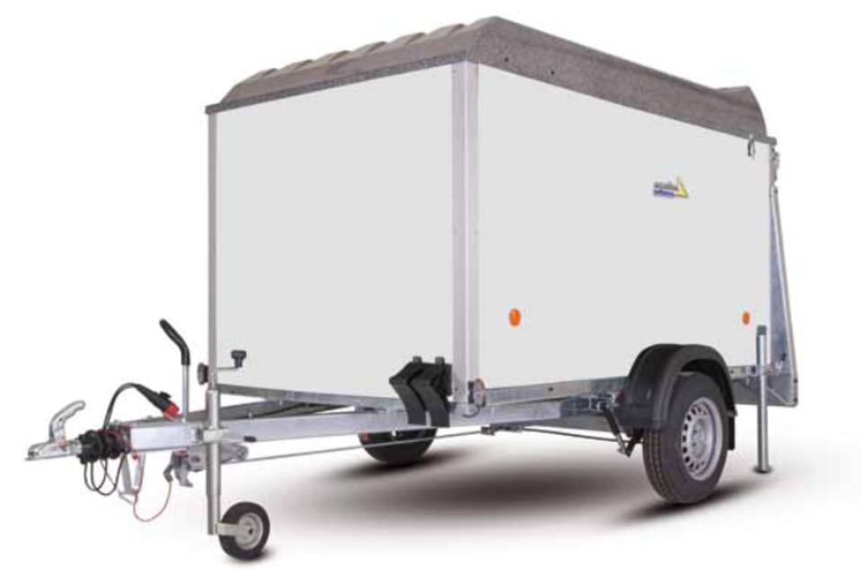 Agados Anhänger VZ 21 O Multitransporter mit Deckel 1000 kg in Weiden (Oberpfalz)