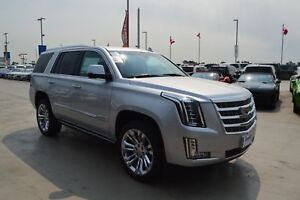 2018 Cadillac Escalade Premium Luxury