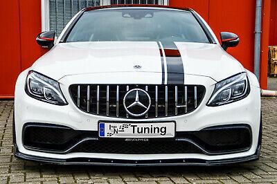 Sonderaktion Spoilerschwert Frontspoiler ABS für Mercedes C63AMG Coupe mit ABE