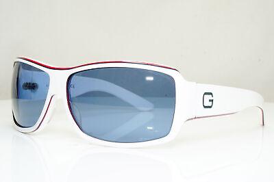 Authentic GUCCI Mens Vintage Sunglasses White Rectangle GG 1621 GREPO 29179