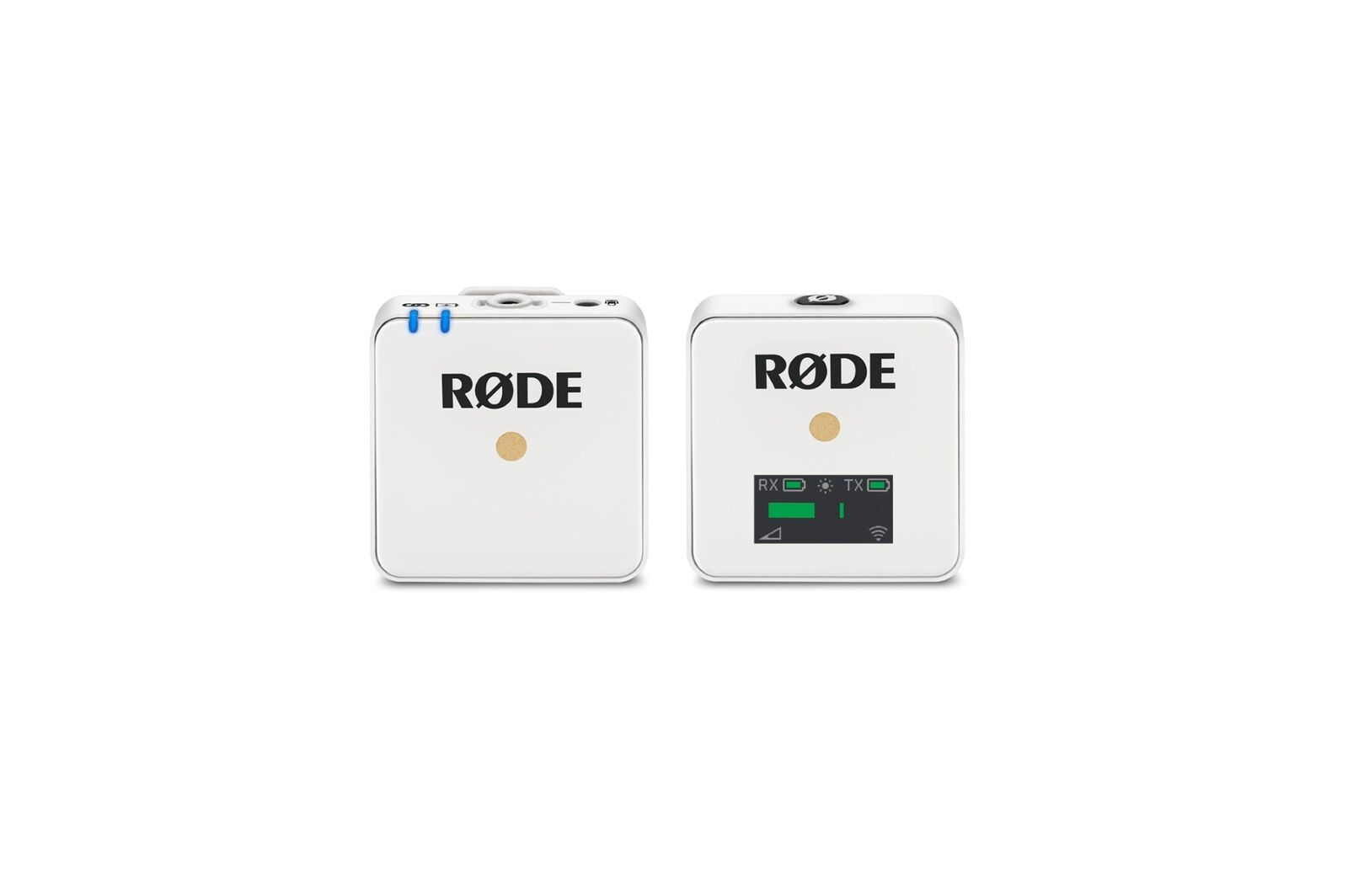 Rode Wireless GO White Edition
