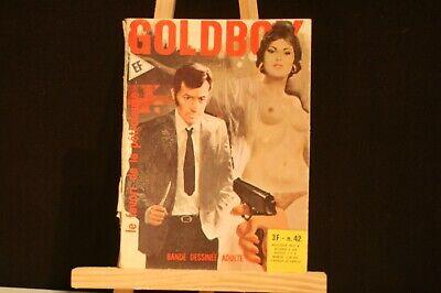 LOT DE 3 GOLDBOY PETIT FORMAT N° 42-43-44.