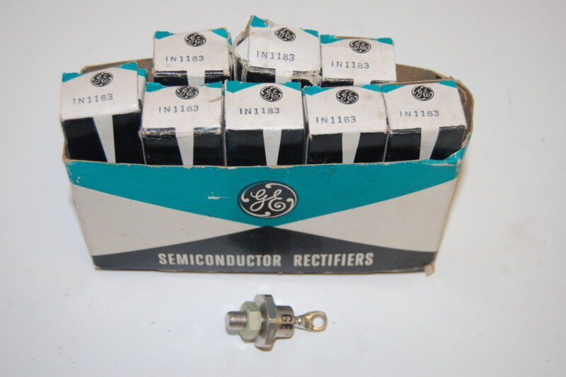 (8) NIB GE IN1183 Semiconductor Rectifiers