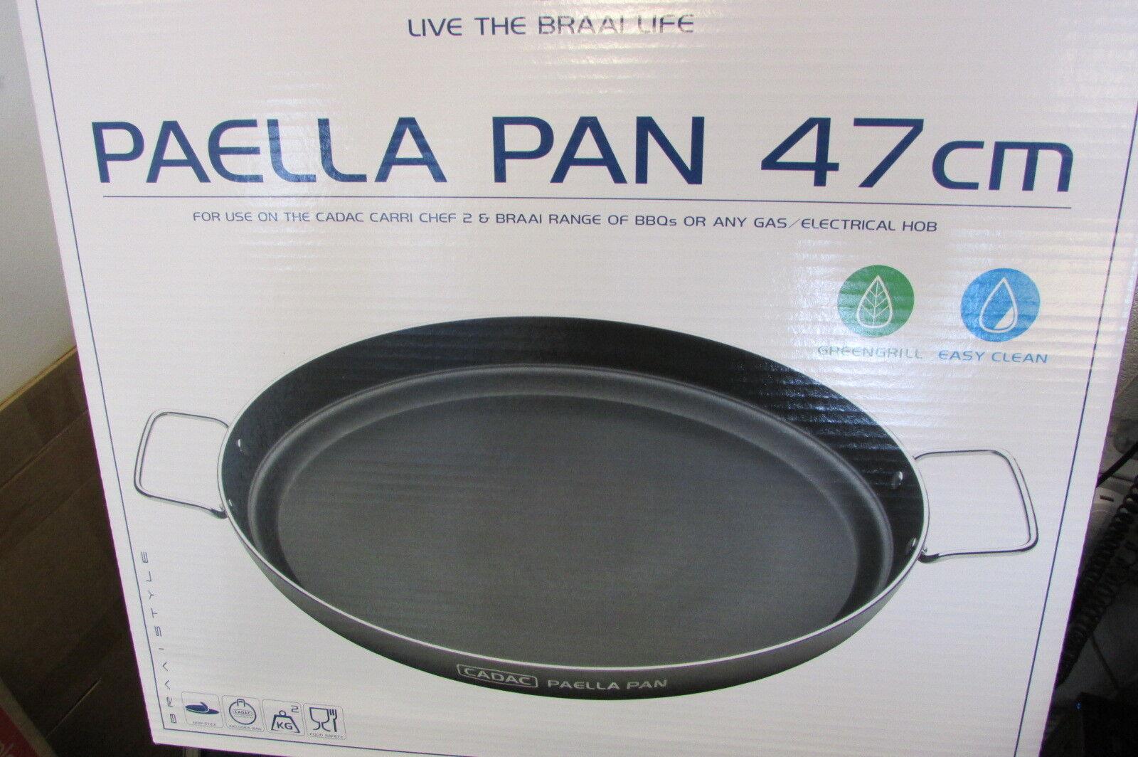 Cadac Paella Pan 47 Cm.Cadac Paella Pan 47