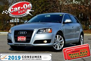 2010 Audi A3 2.0T LEATHER HTD SEATS PWR GRP LOADED