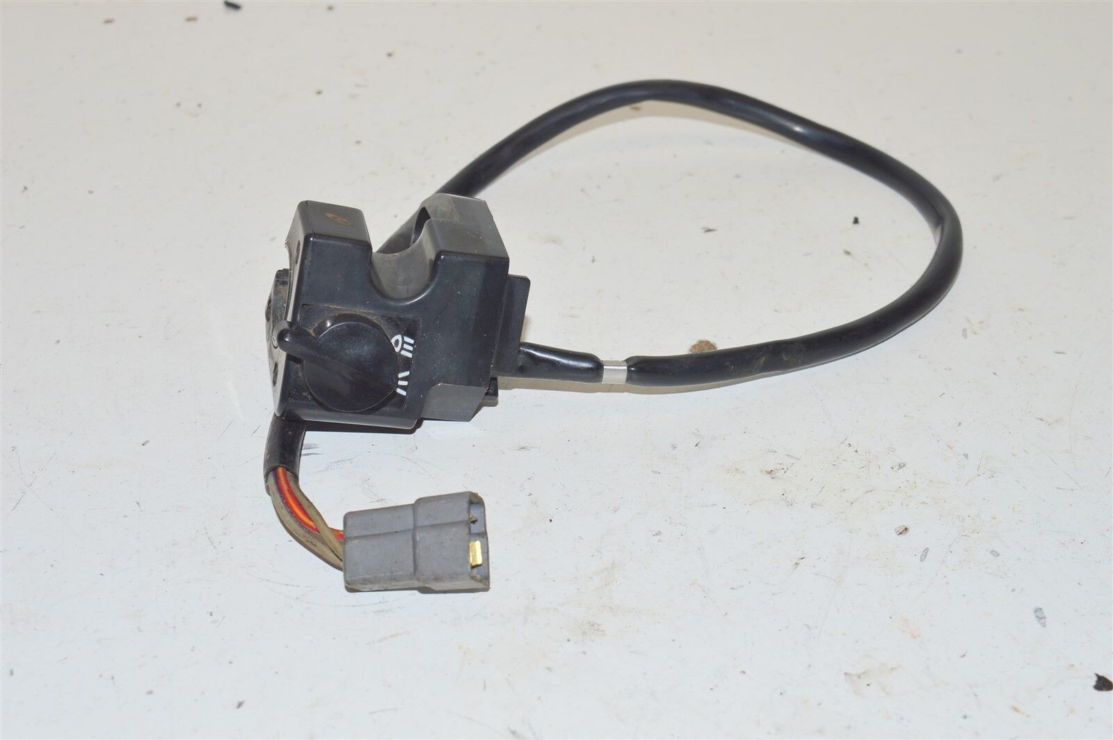 Skidoo Mach 1 Housing Headlight Right Dimmer Switch 414612600 414940400 95-96