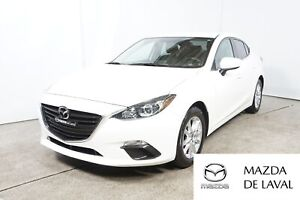 2015 Mazda Mazda3 GS bluetooth clim camera automatique