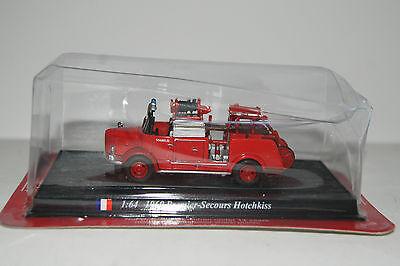 Iveco City 2000 Feuerwehr Del Prado 1:72 Modellauto
