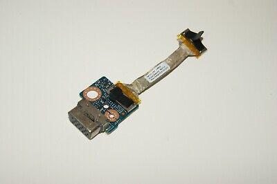 Original HP Pavilion TouchSmart 11-E010SG VGA Connector Kabel
