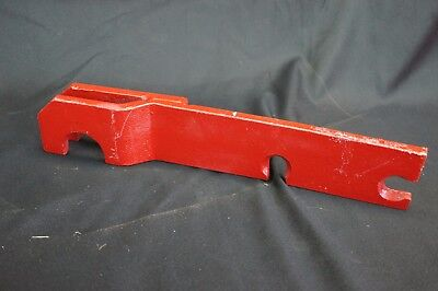Ih Mccormick Farmall Super A-151 2 Pan Disc Turning Plow Right Mounting Bracket