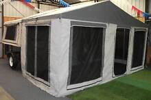 New Family Sized Light Off Road Camper Trailer w/ Enclosed Annexe Dandenong Greater Dandenong Preview