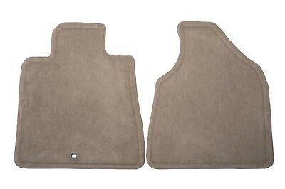 19210635 GM Front Carpet Floor Mats  2009-2012 Buick Enclave and GMC Acadia (Front Floor Carpet)