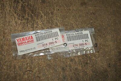 <em>YAMAHA</em> GENUINE TX500 XS500 CARB NOZZLE TUBE NEEDLE JET  O RINGS 93210