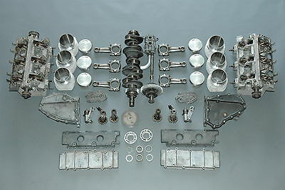 Porsche 911 Carrera RS MFI Engine Long Block 91110018300 Type 911/83