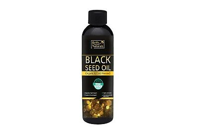 REDDY NATURALS BLACK SEED OIL BEST SUPPLEMENT FOR OVERALL BODY HEALTH CUMIN