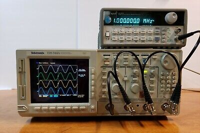 Tektronix Tds544a Oscilloscope 4-channels 500mhz