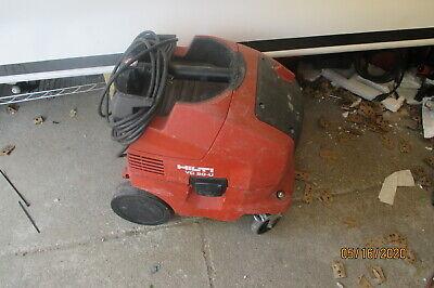 Hilti Vc20-u Wetdry Industrial Vacuum Cleaner Dust Collector No Hose
