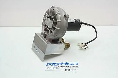 Rietschle Thomas Sgp-50 04 Blower Vacuum Pump Papst 42-60v Dc Drive Motor