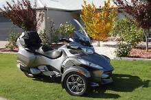 CAN-AM SPYDER 2012 RT-S WITH H/D COVER Dudley Park Mandurah Area Preview