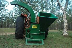 Hansa Chipper Mulcher - Model C21 - PTO version, great condition. Takura Fraser Coast Preview