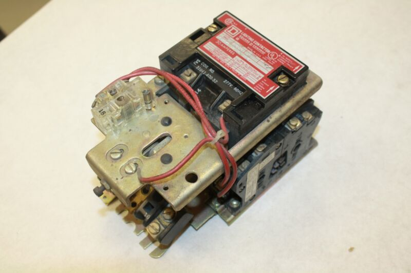 SQUARE D 8903SMG-10 LIGHTING CONTACTOR