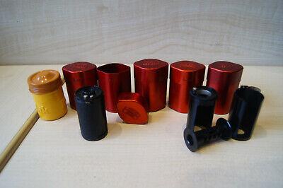Zeiss Ikon Film 35mm Cassette & Holder 540/01 Contax II III Contaflex Contarex
