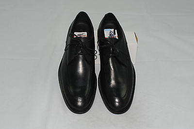 $160 NWT Calvin Klein Men's Leather Oxford Dress Shoes Size 7.5 M