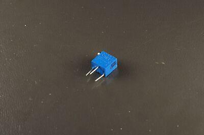 Rjr26fx102p Bourns Trimming Potentiometer Model Rj26 1k Ohms 10 .25w Nos
